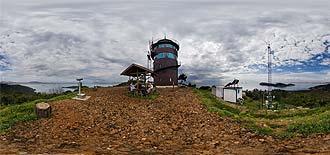 Ada Kule Tepeden Genel Görünüm