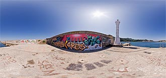 Amasra Dalgakıran Grafiti 1
