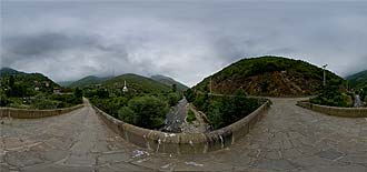 Coşandere Köprüsü (Kınalı Köprüsü)