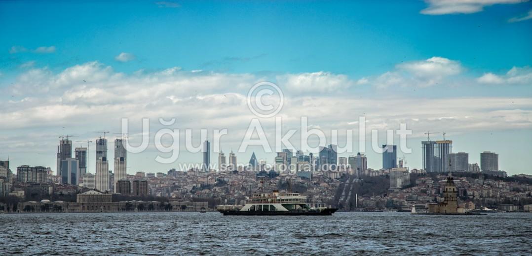 Eski İstanbul'un Arkasındaki