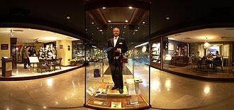 Fenerbahçe Müzesi Kuruluş Bölümü