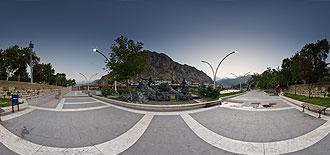 Ferhat İle Şirin Anıtı ve Harşena Dağı