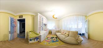 Nida ve Mert Bebek Odası