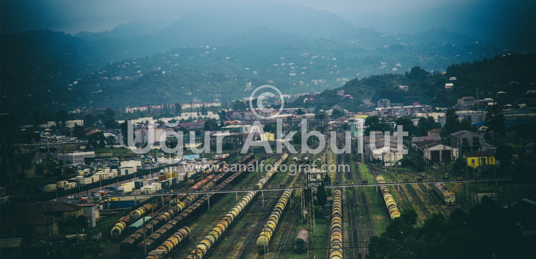 Tezatlar Şehri Batumi