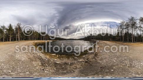 Topuk Yaylası Göl Kenarı 1