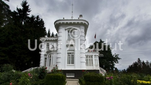 Trabzon Atatürk Köşkü 2